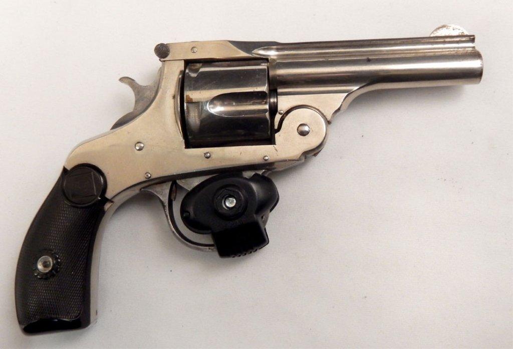 Harrington & Richardson .38 revolver
