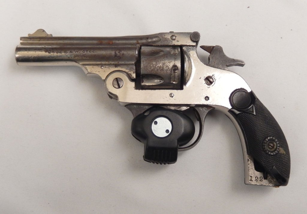 National Arms Co .32 S&W revolver
