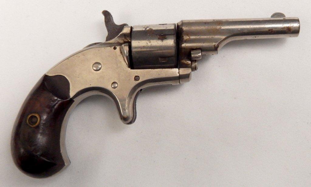 Colt .22 caliber revolver