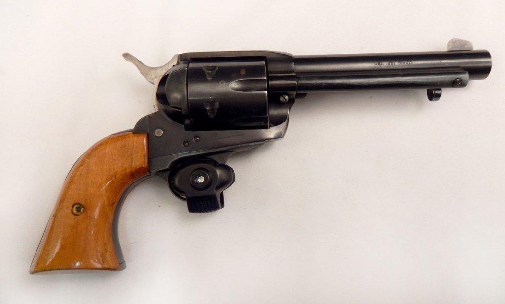 H. Schmidt Otheim, Germany, .357 mag revolver