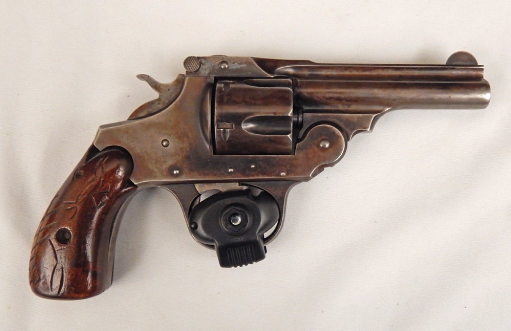 Iver Johnson Arms & Cycle Works .38 revolver