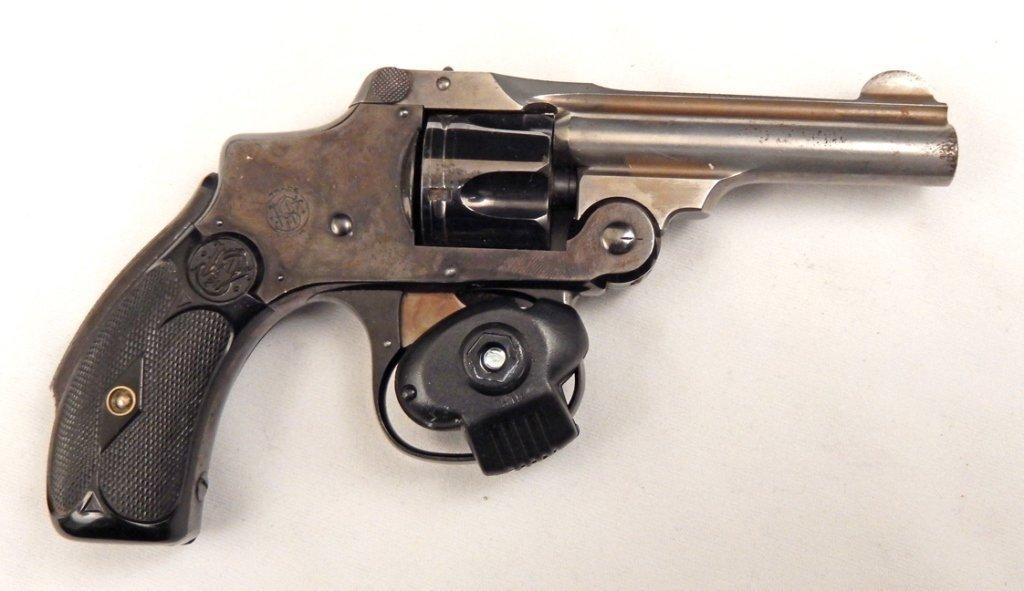 Smith & Wesson .32 S&W revolver