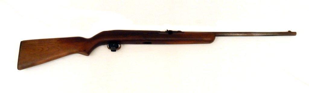 Winchester .22 S.L.L.R rifle