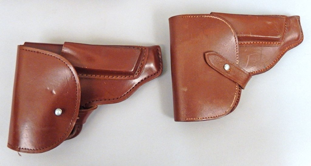 East German holsters, belts, and a Chinese SKS - 3