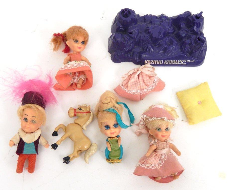 1960's Kiddles dolls by Mattel - 2