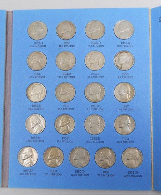 Jefferson Nickel Book, 1938-1961 - 5