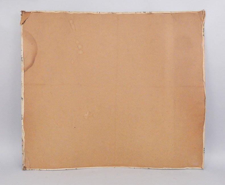 """WWII Japanese Kamikaze """"Hinomaru Yosegaki"""" flag - 6"""