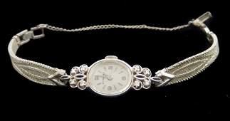 Wittnauer 14k gold ladies wristwatch