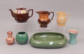 Grouping Of Pottery