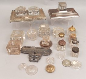 Grouping Of Inkwells