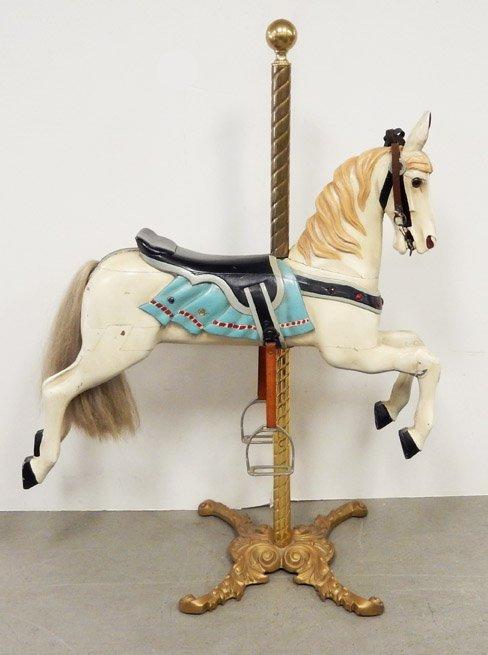 Herschell-Spillman carousel horse