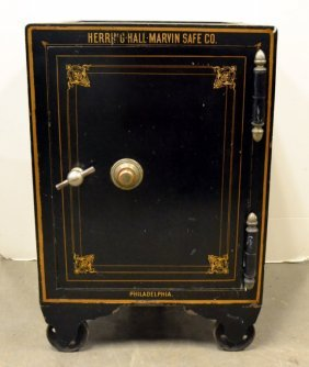 Herring-hall Marvin Combination Safe