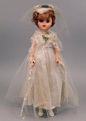 Royal 1950's Revlon Type Fashion Doll