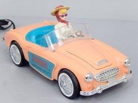 Barbie Clock Radio