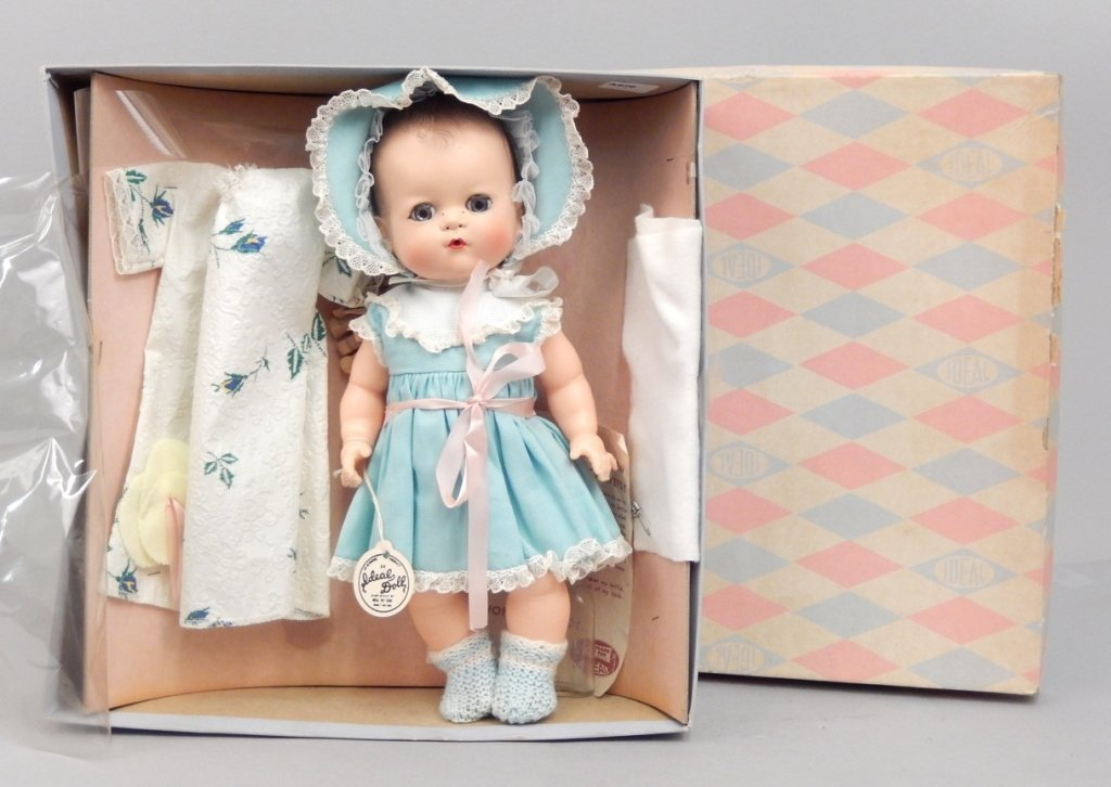 1950's Ideal Betsy Wetsy doll mint in box