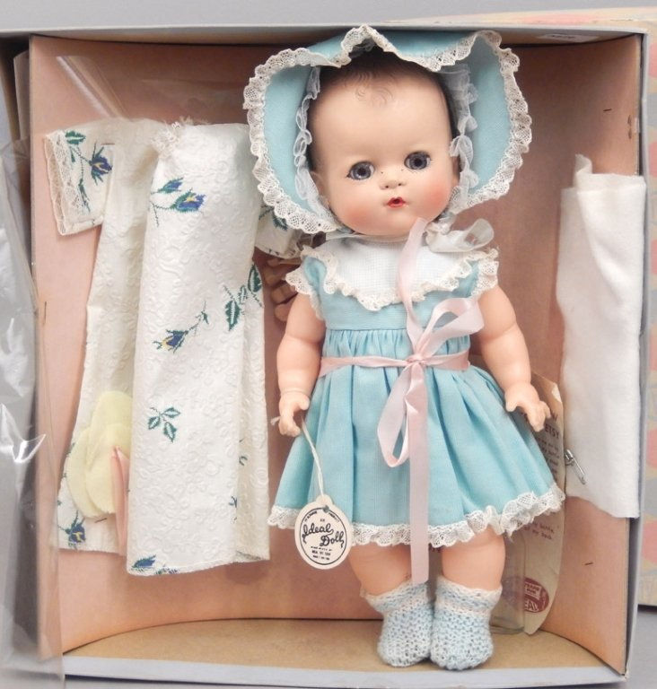 1950's Ideal Betsy Wetsy doll mint in box - 2