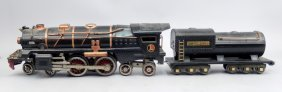 Lionel 400e Standard Gauge Locomotive And Tender