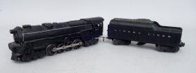 Lionel O Gauge No. 671 Locomotive And Tender