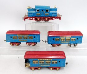 Ives Train Set No. 3255