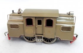Lionel Standard Gauge Prewar No. 38 Locomotive