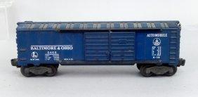 Lionel No. 6468 Baltimore & Ohio Box Car