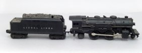 Lionel Postwar O Gauge No. 1110 Loco And Tender