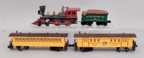 Lionel O Gauge The General Train Set