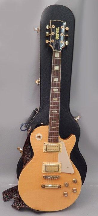 Univox Les Paul Copy electric guitar