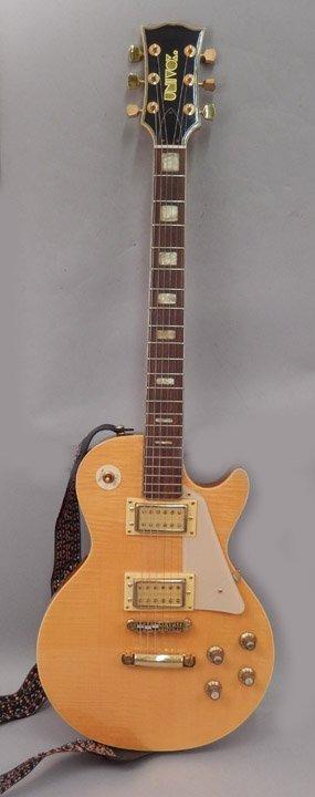 Univox Les Paul Copy electric guitar - 2