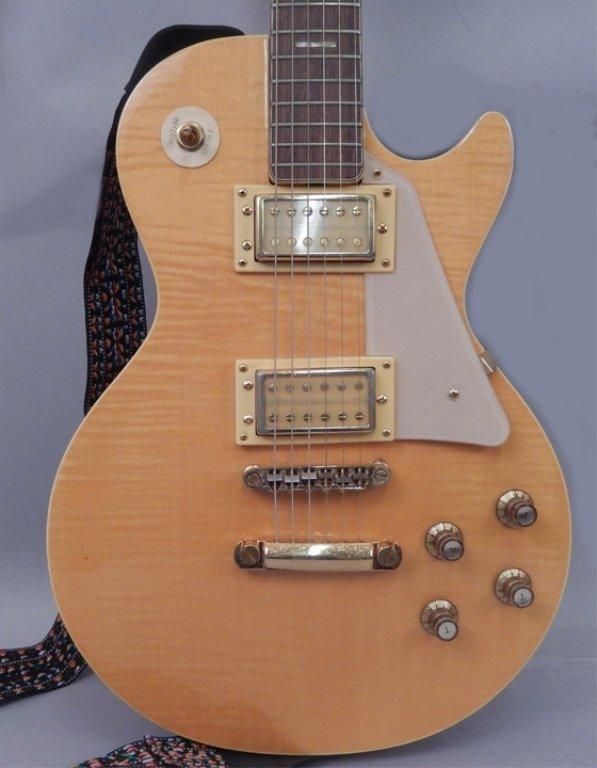 Univox Les Paul Copy electric guitar - 3
