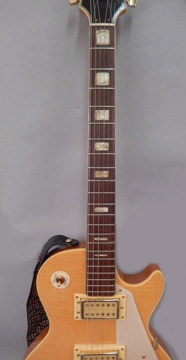 Univox Les Paul Copy electric guitar - 5