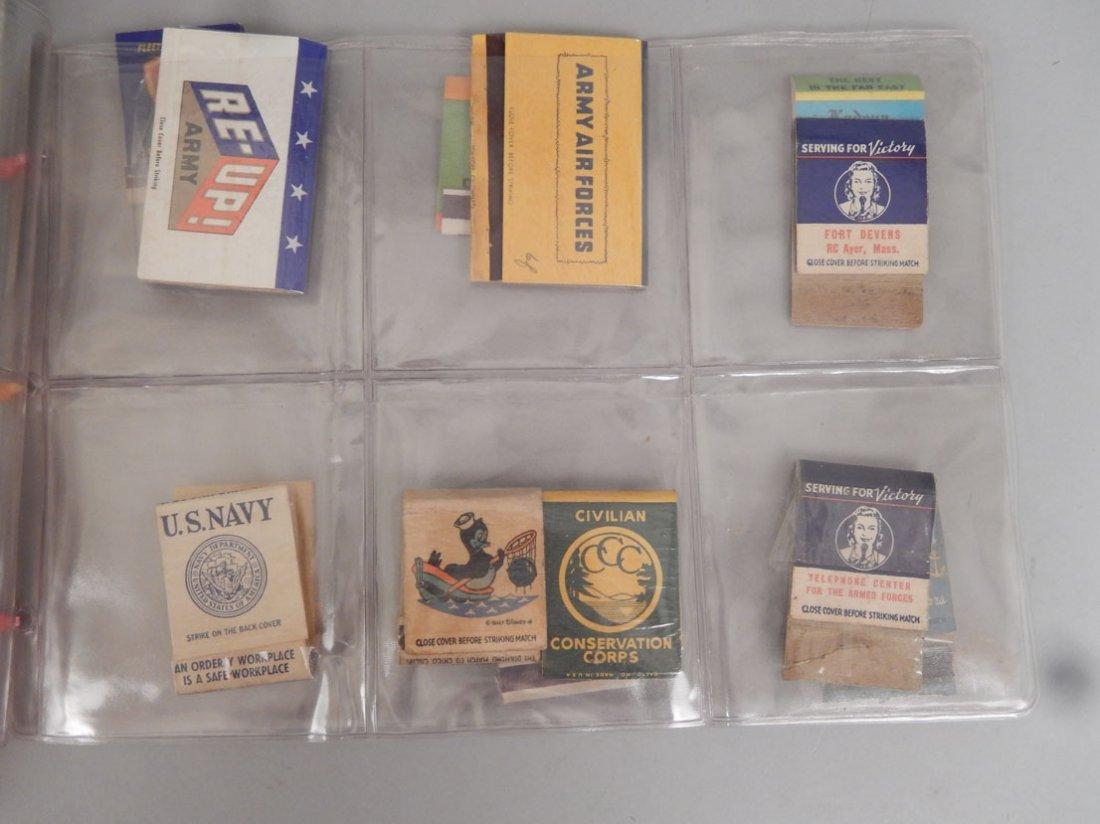Lot of Mid 20th C. matchbooks - 3