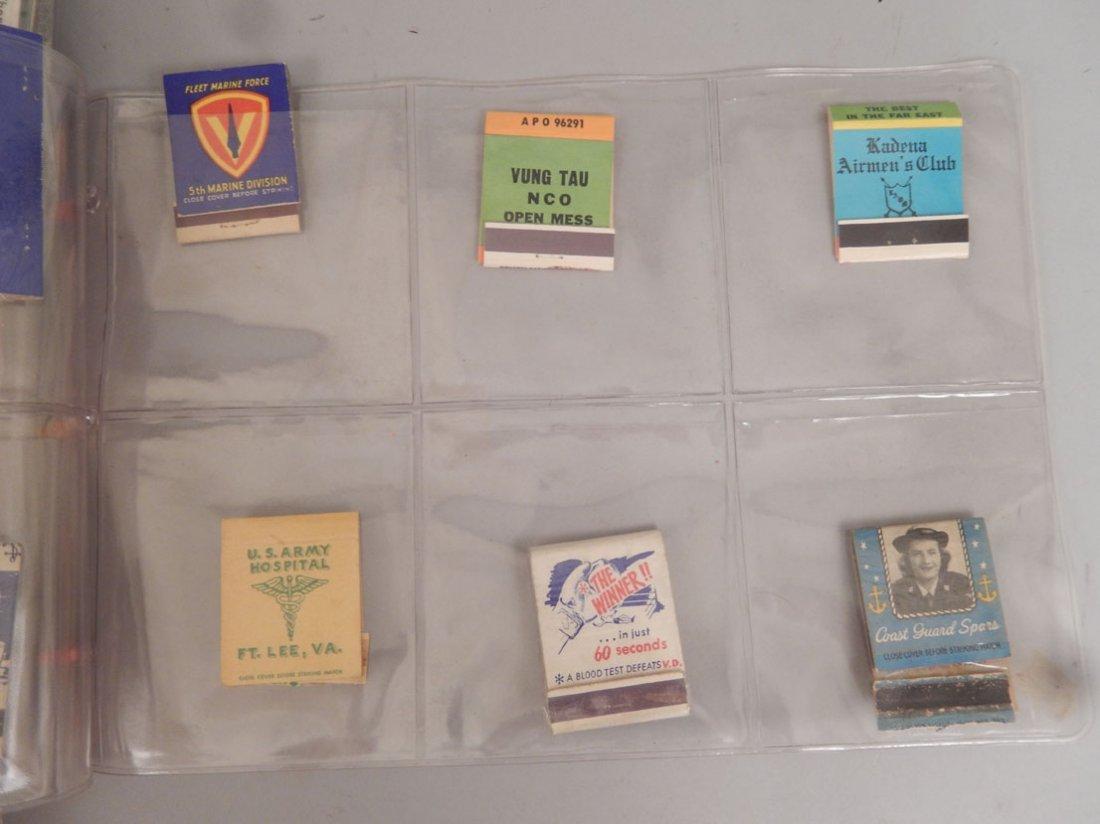 Lot of Mid 20th C. matchbooks - 4