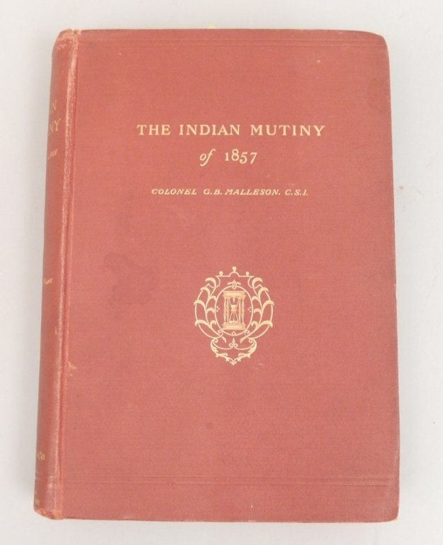 The Indian Mutiny of 1857 - 2
