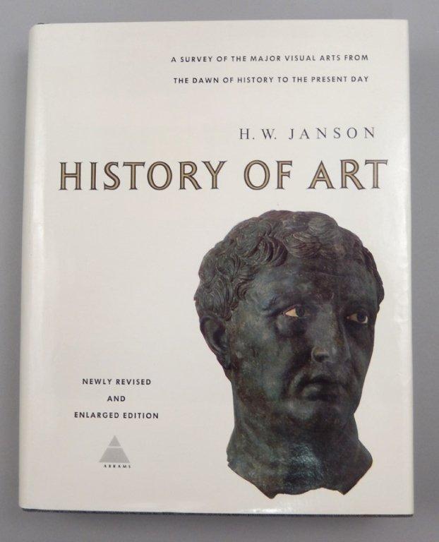 History of Art by H.W. Janson