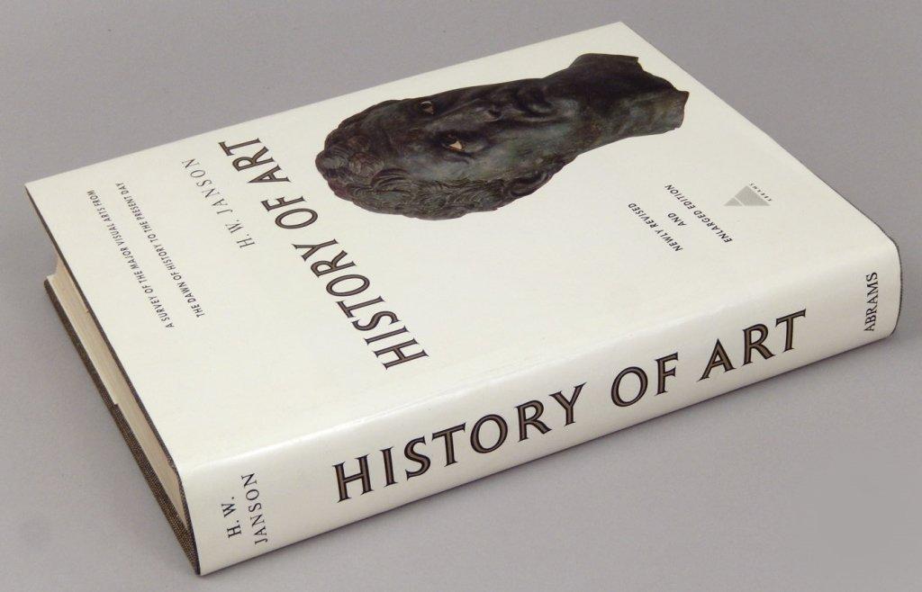 History of Art by H.W. Janson - 2