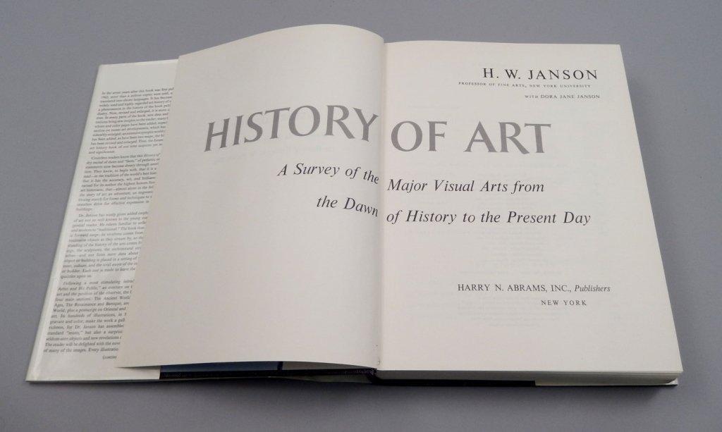 History of Art by H.W. Janson - 3