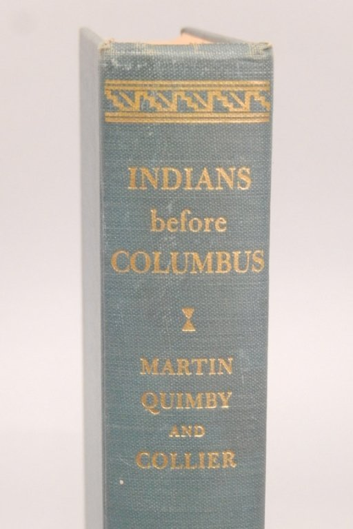 Indians Before Columbus - 2