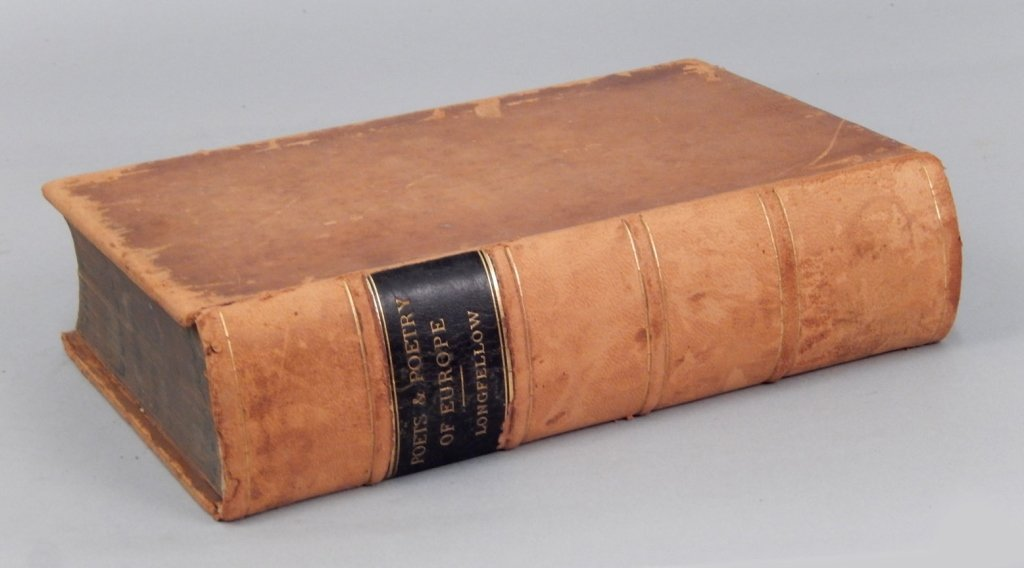 The Poets and Poetry of Europe by Longfellow - 2