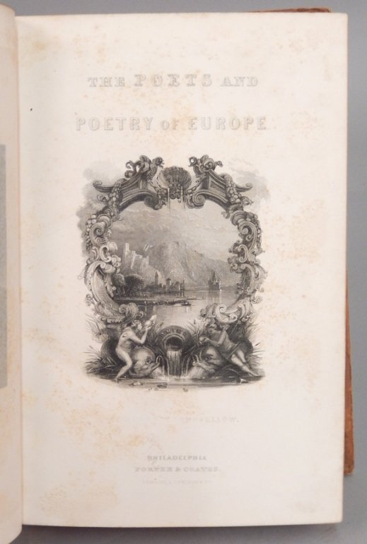The Poets and Poetry of Europe by Longfellow - 6