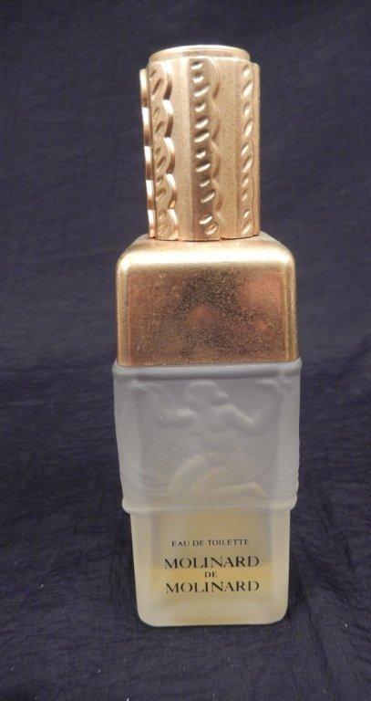 Three Lalique crystal perfume bottles - 2