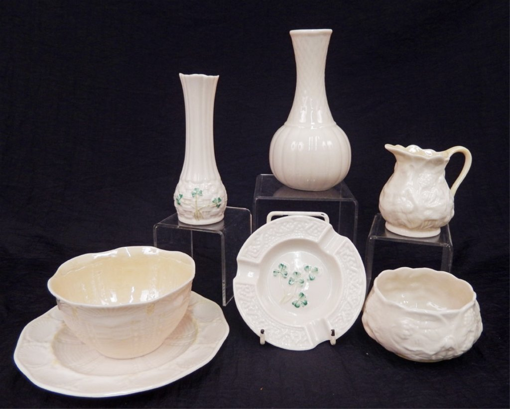 Grouping of Belleek