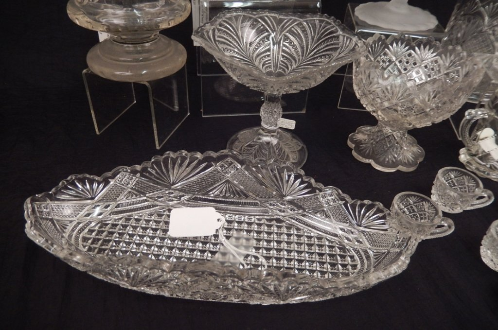 Grouping of glassware - 3