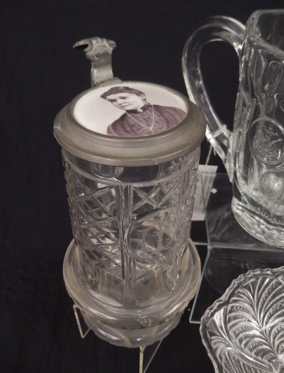 Grouping of glassware - 4