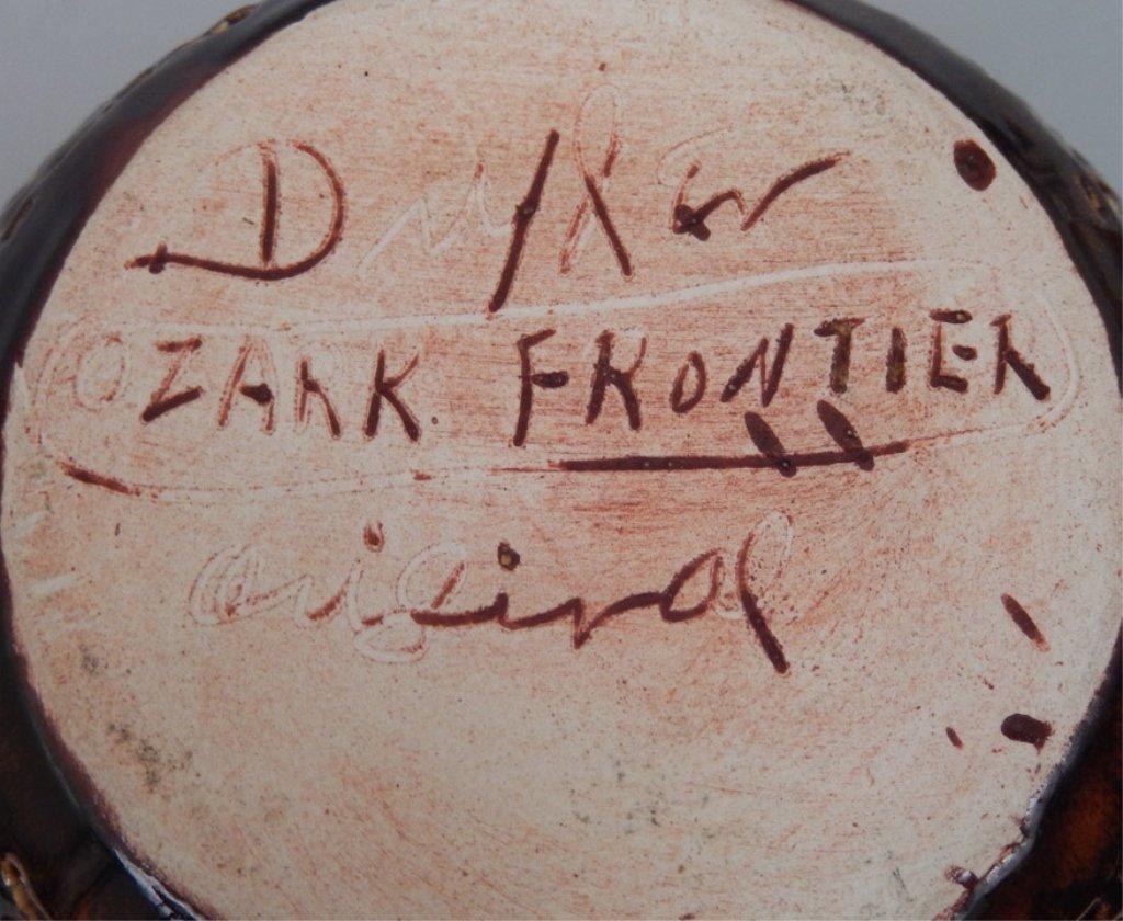 Grouping of pottery pieces, Bernice Watchman, Van - 10
