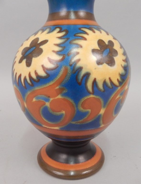 Gouda pottery vase - 2