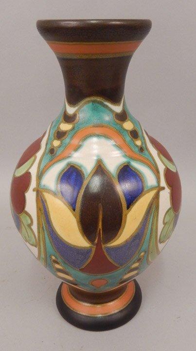 Large Gouda pottery vase - 2