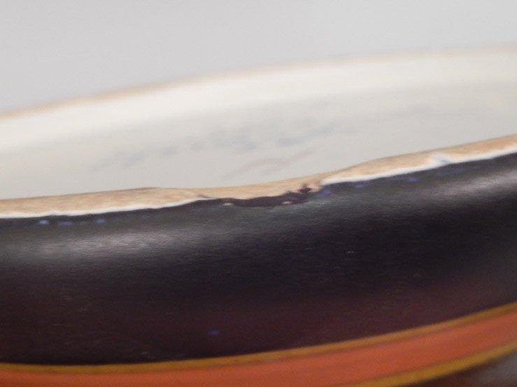 Large Gouda pottery vase - 5