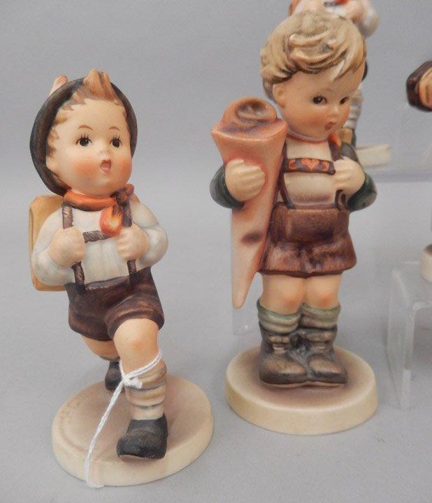 Seven Hummel figurines - 2