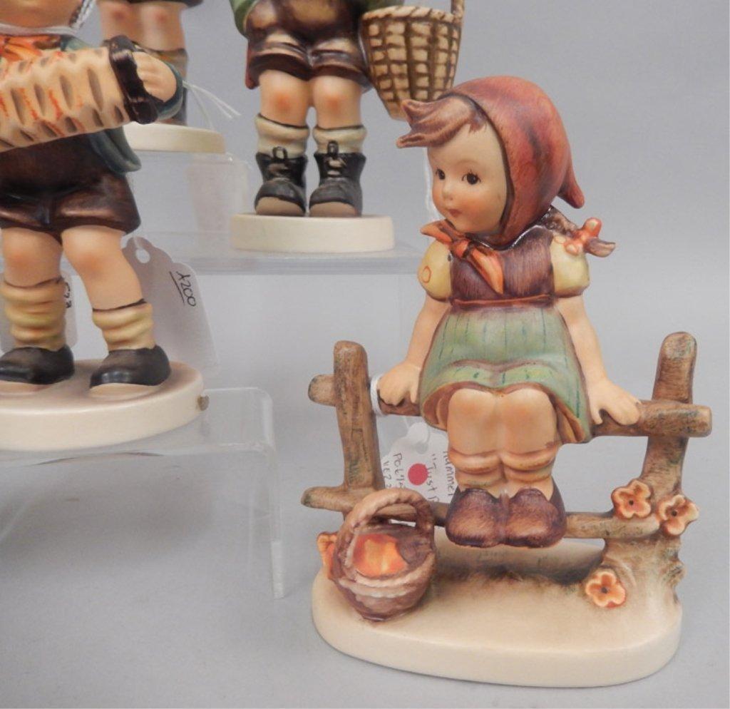 Seven Hummel figurines - 5